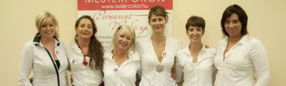 I. Nemzetközi sminktetováló konferencia