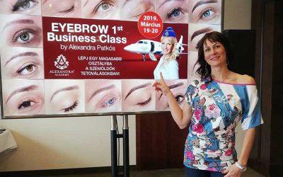 Újabb fantasztikus Alexandra Academy képzésen vettem részt